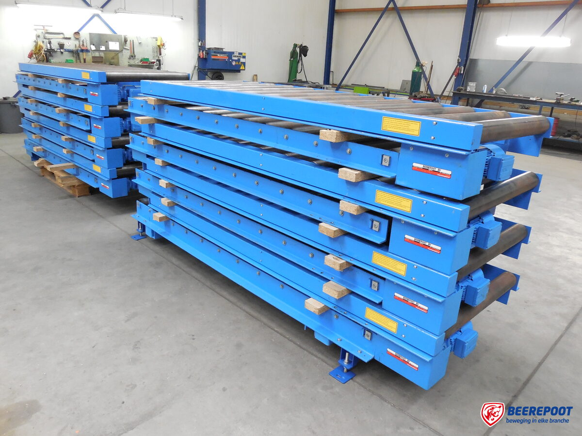 Palletrollenbanen x 810 mm
