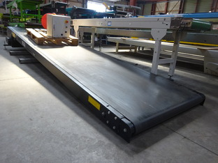 5000 x 1000 mm lopende band