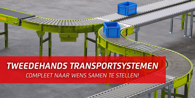 Tweedehands transportsysteem